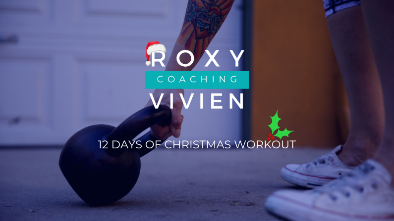The 12 Days of Christmas Workout