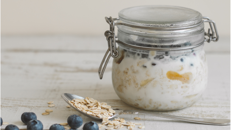 Simple Overnight Oats Recipes – Three Flavors